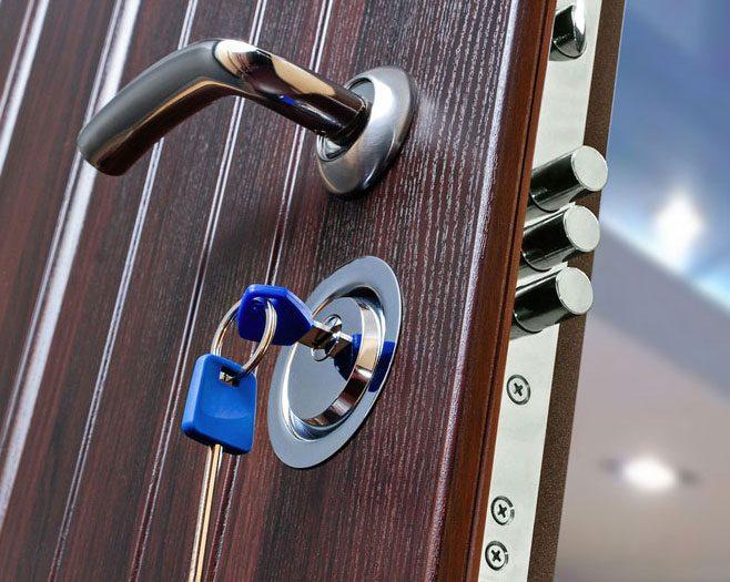 Porte blindate e portoni di sicurezza
