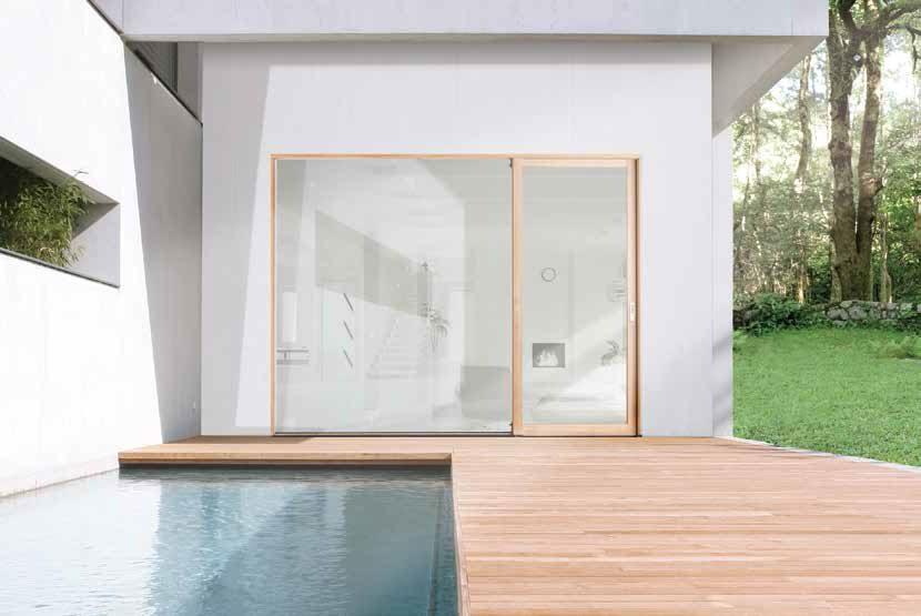 Infissi alluminio legno pvc futura infissi a fano pu - Verniciare finestre alluminio ...