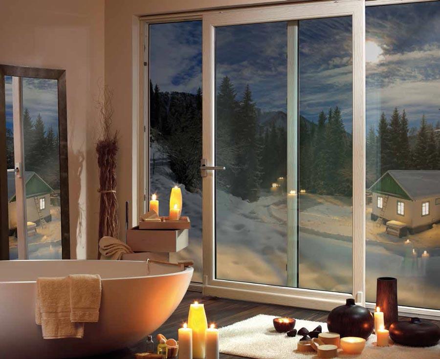 porta-finestra: la manutenzione