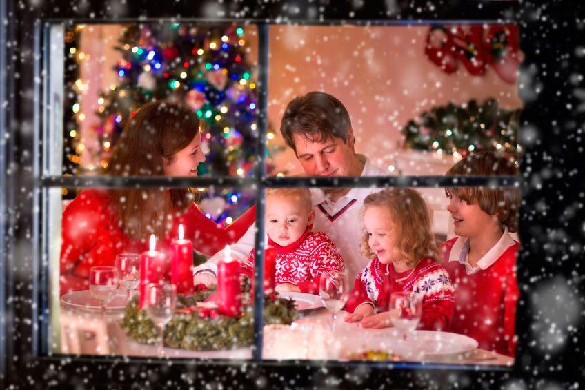 Infissi termici: il calore del Natale