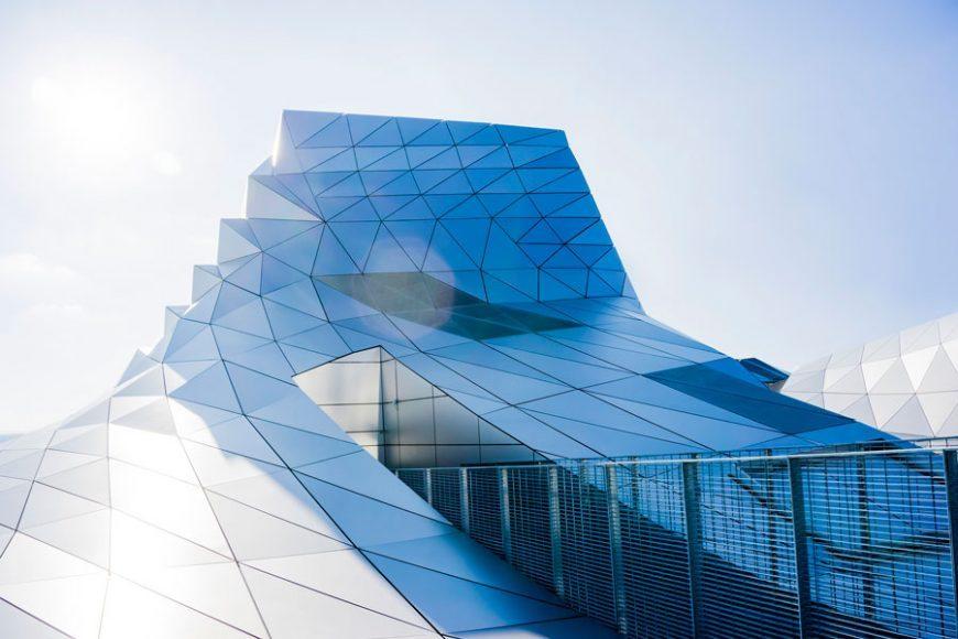 Infissi di design: arte e tecnica