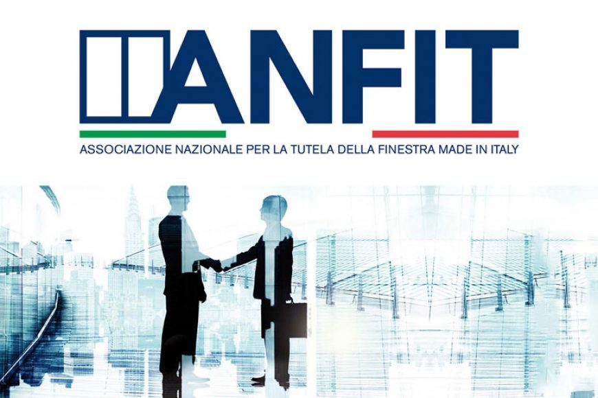 ANFIT per infissi: marchio d'eccellenza del Made in Italy